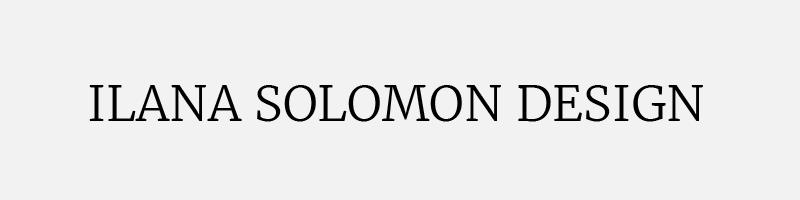 Ilana Solomon Design